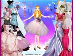Barbie in Gowns  (Oynama:939)