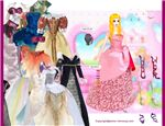 Barbie in Gowns 2  (Oynama:917)