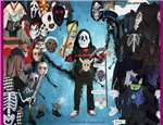 Boys Halloween Costumes (Oynama:1222)