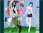 Girl Dressup 86  (Oynama:1006)