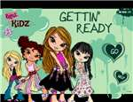 Bratz Girls Getting Ready