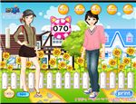 Dress Up Games 1015  (Oynama:925)