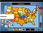 Geography Game USA (Oynama:800)