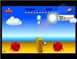 Crab Volleyball (Oynama:1232)
