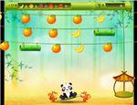 Panda Fruit Bounce