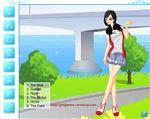 Girl Dressup 73  (Oynama:1065)