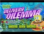 Sponge Bob Delivery  (Oynama:1121)